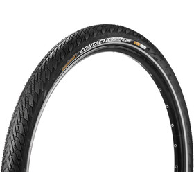 "Continental Contact Cruiser Dæk 28"" E-25 Reflex, black"